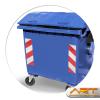 Reflexite_Containerwarnmarkierung_blaue_Tonne_Ansicht
